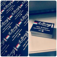 stampa express biglietti da visita La Barberia