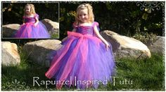 Rapunzel Tutu Dress