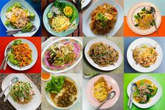 A crash course in the street foods Thais actually eat.