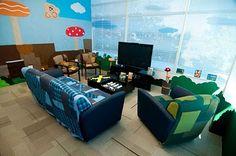 Nintendo #offices - California