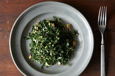 Kale salad from Food52