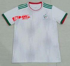 a6272b3f15e 2019 Cheap AFCON Jersey Algeria Home Replica Soccer Shirt 2019 Cheap AFCON  Jersey Algeria Home Replica