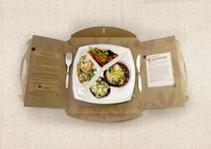 Sustainable Natural Delivery Food Packaging - Packaging Insider
