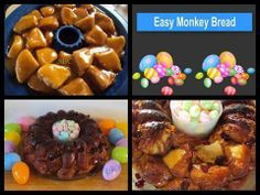 Easy Monkey Bread click here--> https://www.facebook.com/photo.php?fbid=632111903540229&set=a.101587679925990.2810.100002242745650&type=1&theater