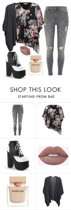 """""""Untitled #24"""" by melisa-diana ❤ liked on Polyvore featuring River Island, M&Co, Narciso Rodriguez and Kinross"""