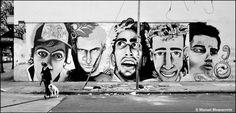 Grafiti: Arte urbano Buenos Aires, Argentina #street art