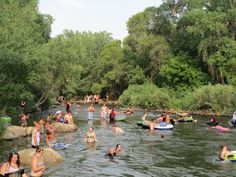 These 5 Rivers In Colorado Are Perfect For Tubing And Relaxing This Summer | The Denver City Page