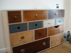 unic chest of drawers by Benjamin Mangholz - http://www.etsy.com/shop/benjaminmangholz?ref=seller_info