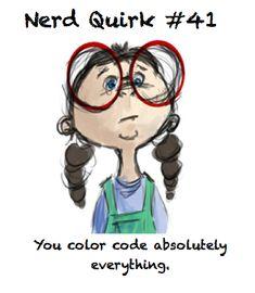 Nerd Quirk #41