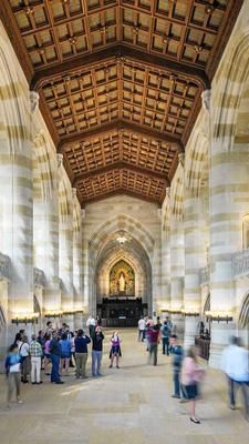 """""""Stunning Renovation Brings New Radiance To Yale Library"""""""