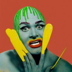 Leigh Bowery, el 'performer' que utilizaba su cuerpo como lienzo - 20minutos.es
