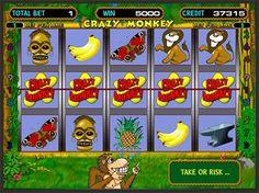 Игровые автоматы онлайн крейзи манки в квартире казино