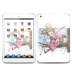 Apple iPad Mini Skin - Love Fairy Blessing by Sara Butcher | DecalGirl