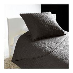 ALINA Bedspread and cushion cover IKEA Extra soft since the bedspread and cushion cover are quilted. Full (Double) - IKEA