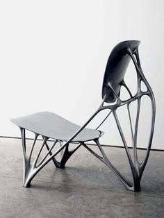Bone chair by Joris