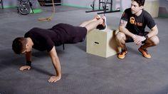 タバタ式胸筋三頭筋を鍛える分間トレーニング                                                                                                                                                                                 もっと見る