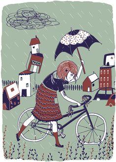 Katey-Jean Harvey Illustration