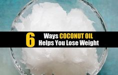 Coconut oil is one of the most powerful super foods that can help you lose weight. This article explores six ways you can use coconut oil for weight loss.