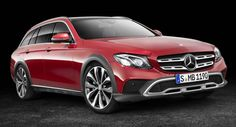 Mercedes-Benz E-Class All-Terrain Is A 'Maybe' For The US