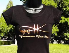 For you glamorous grandma's - here is a cute line of shirts and such!
