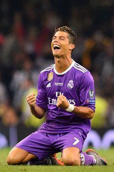 Cristiano Ronaldo CR7 Real Madrid Champions League 12 duodecima Cardiff 2017