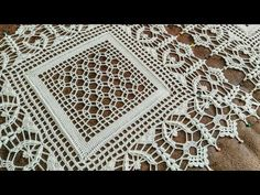 Crochet Rug Patterns, Doily Patterns, Cross Stitch Patterns, Crochet Geek, Crochet Art, Free Crochet, Polymer Clay Kawaii, Polymer Clay Crafts, Lace Doilies
