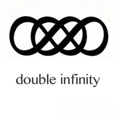 I think this infinity sight can be my next tattoo.
