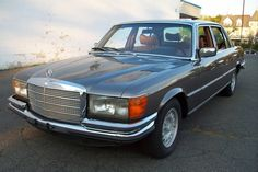 1979 Mercedes-Benz 450SEL 6.9 my first car! I want to eventually get another one and restore it!