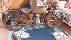 Vintage motobecane 1947 d45b