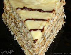 """Эстерхази"" торт - мой домашний вариант"