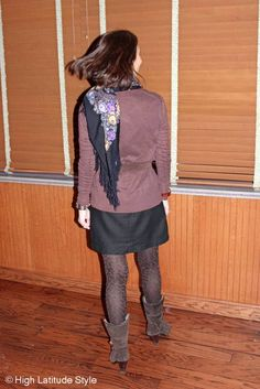 fashion over 40 OOTD at the Top of the World Style linkup party @ High Latitude Style @ http://www.highlatitudestyle.com