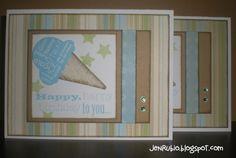 CTMH Miracle birthday card
