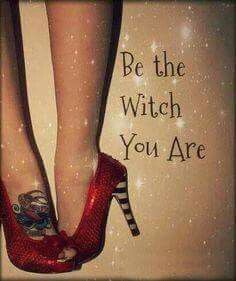 """Want these shoes Magick Wicca Witch Witchcraft: """"Be the You Are. The Good Witch, The Worst Witch, Wiccan, Witchcraft, Mazzy Star, Witch Quotes, Which Witch, Practical Magic, After Life"""