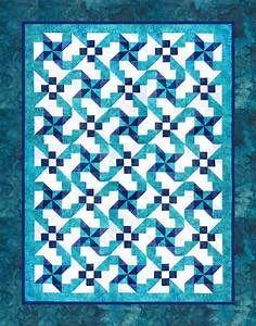 Pinwheel Quilt Pattern | Car Interior Design