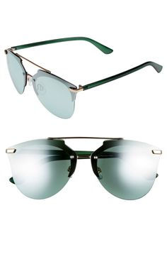 9033012305257 Chanel Sunglasses Black Butterfly Pearl