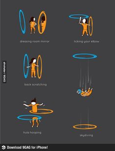 What you can do with Portal.
