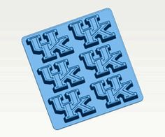 University of Kentucky Wildcats UK Logo Cup Cake & Muffin Pan