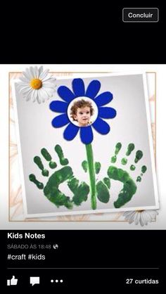 Handprint crafts are fun crafts for kids while also capturing a moment in your child's growth just for you. From handprint butterflies to handprint photo flowers, you'll want to keep these 5 spring handprint crafts for kids forever! Grandparents Day Crafts, Mothers Day Crafts For Kids, Fathers Day Crafts, Mothers Day Cards, Fun Crafts For Kids, Baby Crafts, Toddler Crafts, Art For Kids, Handprint Butterfly
