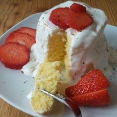 Protein Tassenkuchen
