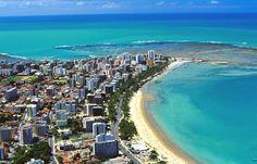 Pajuçara, Maceio, Alagoas, Brasil