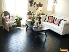 Thinking of installing black bamboo floors