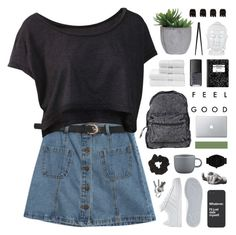 """THE FEELING"" by hhuricane ❤ liked on Polyvore featuring Christy, Chicnova Fashion, Lux-Art Silks, Forever 21, NARS Cosmetics, Agent Ninetynine, adidas, Topshop, CB2 and Harry Allen"
