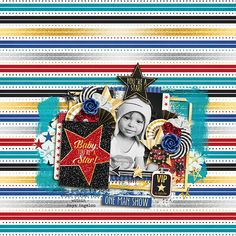 Layout by Gemma A Star Is Born by Traci Reed
