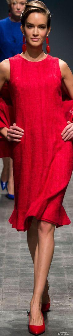 #Farbbberatung #Stilberatung #Farbenreich mit www.farben-reich.com Curiel Couture Spring 2016
