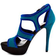 Bruno - Emerald Suede  Jessica Simpson $99.99