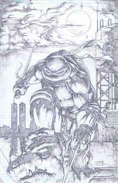 TMNT Raphael 2 by emilcabaltierra on DeviantArt