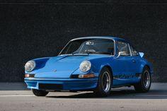 1973 Porsche 911 | Classic Driver Market