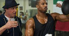Sylvester Stallone será o diretor de Creed 2