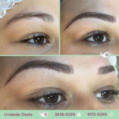 Qual a mulher que não deseja ter as sobrancelhas bem definidas e preenchidas sem falhas realçando sua beleza natural? Aqui você pode! Venha e faça com quem é especialista e surpreenda-se com seu novo olhar! ____________________________ Agende seu horário: 3636-5299 | 30916528 ou 9170-5299 (Whatsapp) by ateliealemdoolhar http://ift.tt/1TzmZ1x