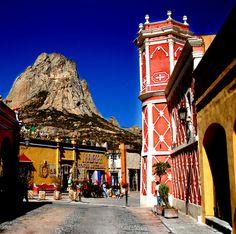 Peña de Bernal, Querétaro, México